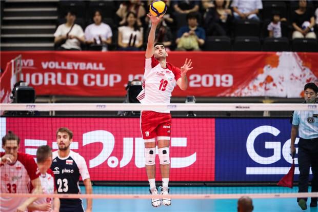 Marcin Janusz wystąpił w dwóch meczach i sześciu setach w Pucharze Świata. Rozgrywający Trefla Gdańsk wystąpił w meczach z Tunezją i Japonią.