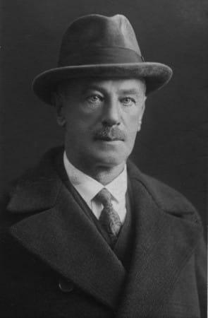 Maciej Biesiadecki był pierwszym komisarzem generalnym RP w Wolnym Mieście Gdańsku.