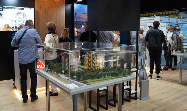Na targach obecnych będzie ok. 70 wystawców z branży nieruchomości.