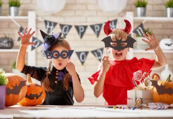Czeka nas weekend z Halloween.