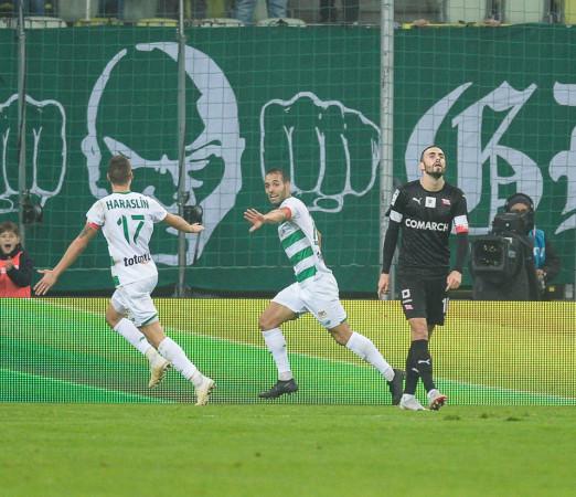 Czy po meczu z Cracovią piłkarze Lechii Gdańsk będą mieli powody do zadowolenia?