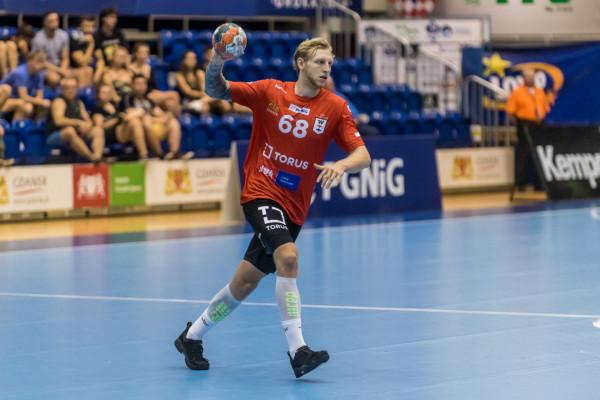 Ksawery Gajek błysnął w meczu z Orlen Wisłą Płock, ale zespół Torus Wybrzeża nie będzie chciał wracać myślami do tego spotkania.