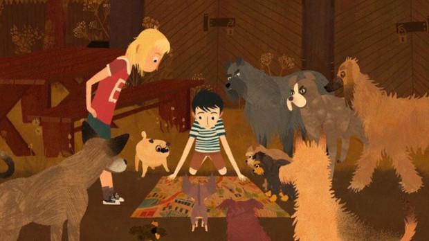 W trakcie czterech dni podczas 5. Międzynarodowego Festiwalu Filmów Animowanych w Gdańsku będzie można obejrzeć filmy z całego świata.