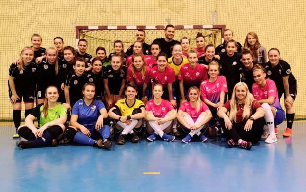 Futsalistki AZS UG Ladies rozpoczynają czwarty sezon w krajowej elicie.