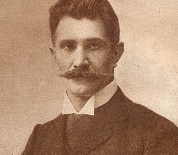 Ignacy Daszyński (1866-1936), pierwszy premier niepodległej Polski.