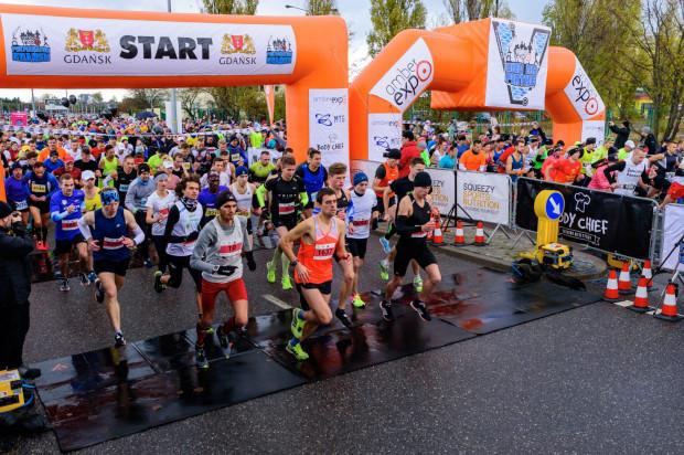 W szóstej edycji Amberexpo Półmaraton Gdańsk im. Pawła Adamowicza weźmie udział blisko 6 tys. ludzi.