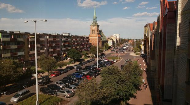 Długie Ogrody są jedną z ostatnich dogodnych lokalizacji w centrum Gdańska, gdzie parkowanie wciąż jest darmowe.