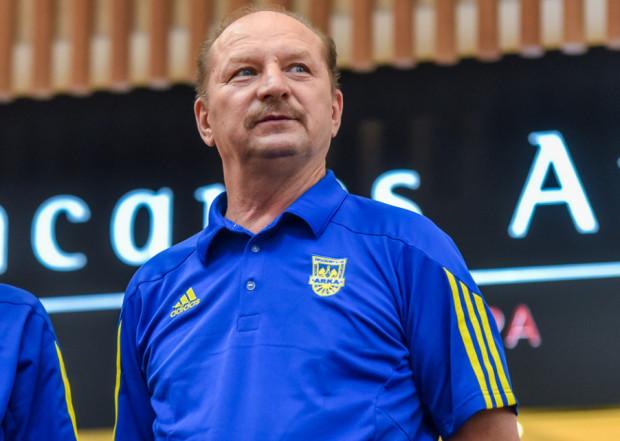 Marek Gaduła w Arce Gdynia pracował od 2010 roku.