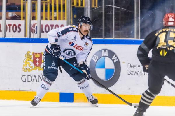 Vlastimil Bilcik zdobył jedyną bramkę dla Lotosu PKH w meczu z Podhalem.