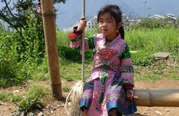 Diana Dziaduch podróżowała po miastach i prowincji Wietnamu.