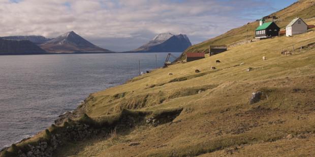 Maciej Brencz jest autorem fotoreportaży z Wysp Owczych.