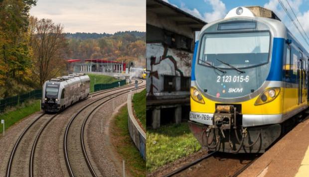 O ponad milion wzrosła liczba pasażerów SKM, rekord odnotowała również PKM.