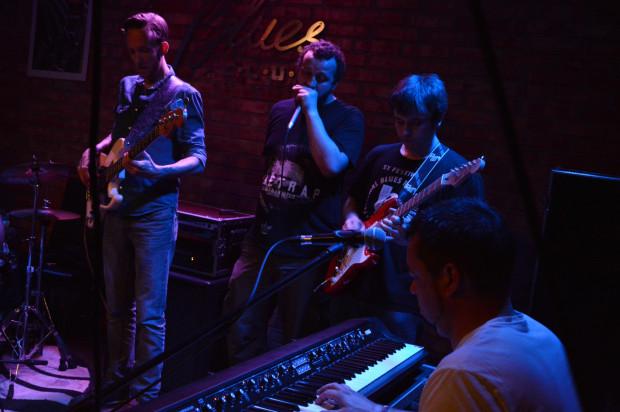 Jam sessions w Blues Clubie od lat przyciągają tłumy sympatyków dobrej muzyki.