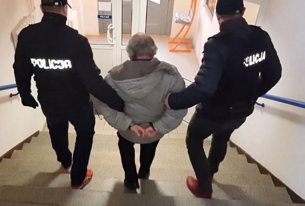 68-latka zatrzymano 19 listopada ubiegłego roku.
