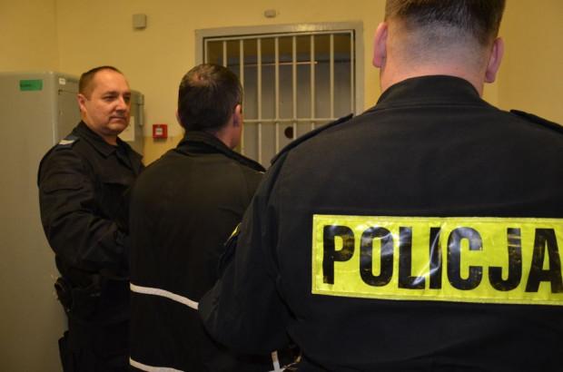 Wytypowany przez policję sprawca kradzieży auta był już wcześniej karany za podobne przestępstwa.