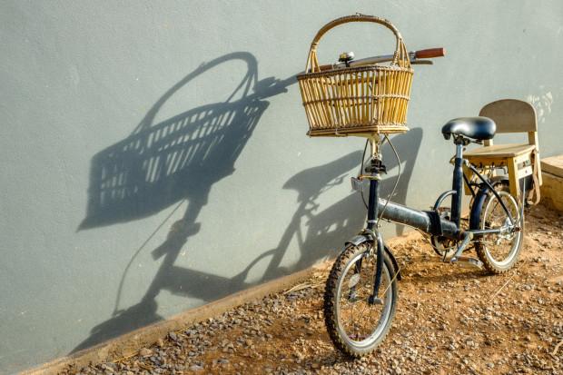 Nie zawsze wyposażenie roweru to taka oczywista sprawa.