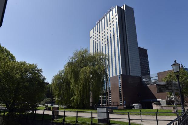 Hotel Heweliusz, widok współczesny.