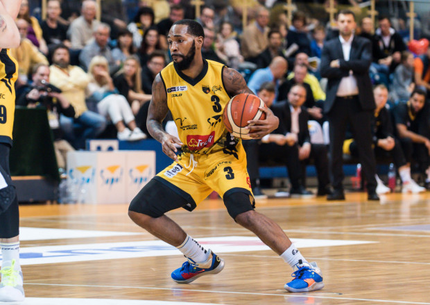 Carlos Medlock zdobywa średnio 14,8 punktu na mecz w tym sezonie Energa Basket Ligi. To najlepszy wynik w Treflu Sopot.