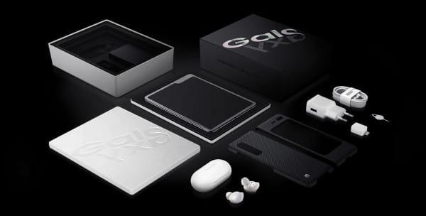 Samsung Galaxy Fold - zestaw