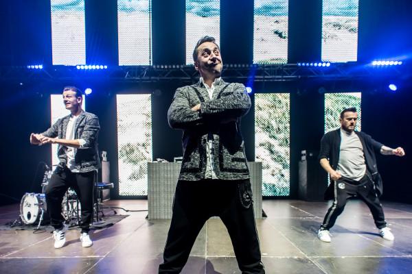 Przebojowe Mikołajki w Ergo Arenie to nie lada gratka dla fanów muzyki disco.