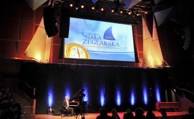 Pomorska Gala Żeglarska po raz drugi odbędzie się w Gdańsku. Poprzednio gościła tutaj na początku 2012 roku.