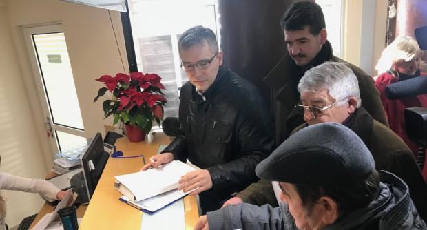 Petycja trafiła do Urzędu Miasta w poniedziałek.