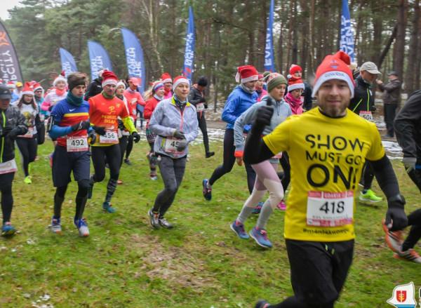 Bieg Mikołajkowy zainauguruje cykl Grand Prix Trójmiasta. Do pokonania będzie 8 km biegu przełajowego lub marszu nordic walking.