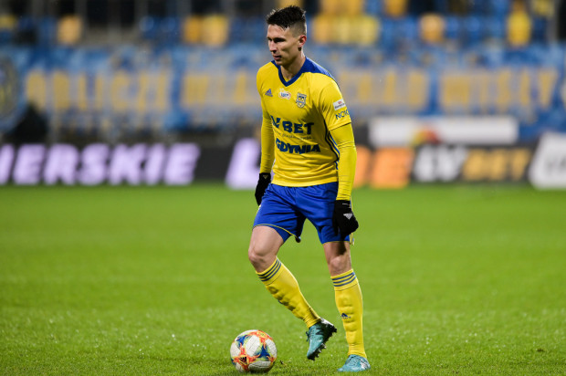 Maciej Jankowski ma w tym sezonie 4 bramki na koncie. Do wyrównania liczby z poprzedniej kampanii pozostało mu jeszcze 6.