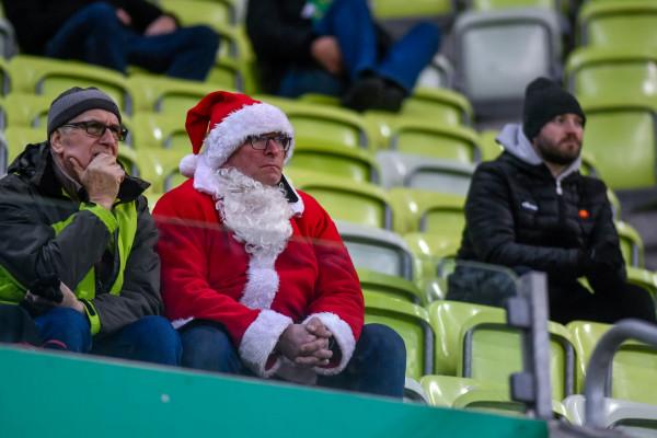 Jaki prezent sobie i kibicom sprawią na koniec roku piłkarze Lechii Gdańsk?