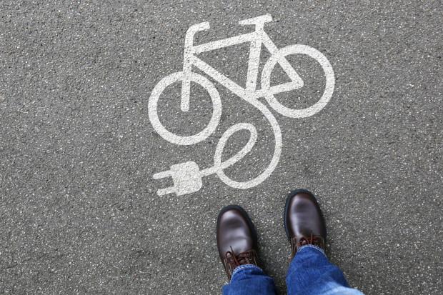 Rower elektryczny to często najlepszy sposób na dostanie się do pracy.
