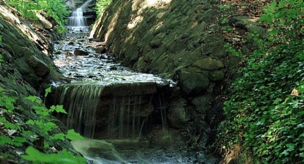 Potok Wiczliński pomoże w retencji, ale może stać się także miejscem spacerów.