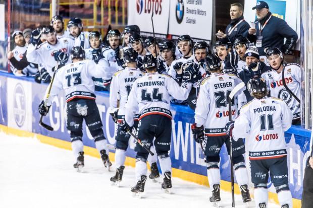 Hokeiści Lotosu PKH Gdańsk w pierwszym meczu w 2020 roku wygrali 6:0 z Naprzodem Janów.