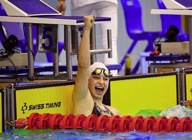 Paulina Cierpiałowska pochodzi z Malborka, ale od roku mieszka w Gdańsku i uczy się w Szkole Mistrzostwa Sportowego.