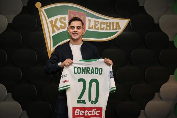 Conrado Buchanelli Holz podpisał kontrakt z Lechią Gdańsk do 30 czerwca 2022 roku z opcją przedłużenia o 2 lata.