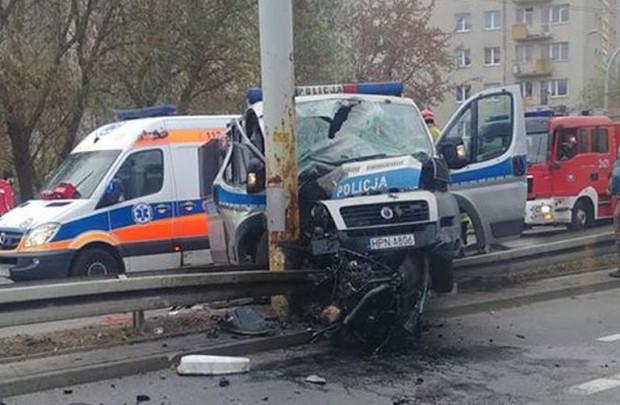 Do wypadku doszło pod koniec listopada na skrzyżowaniu Morskiej i Swarzewskiej w Gdyni.