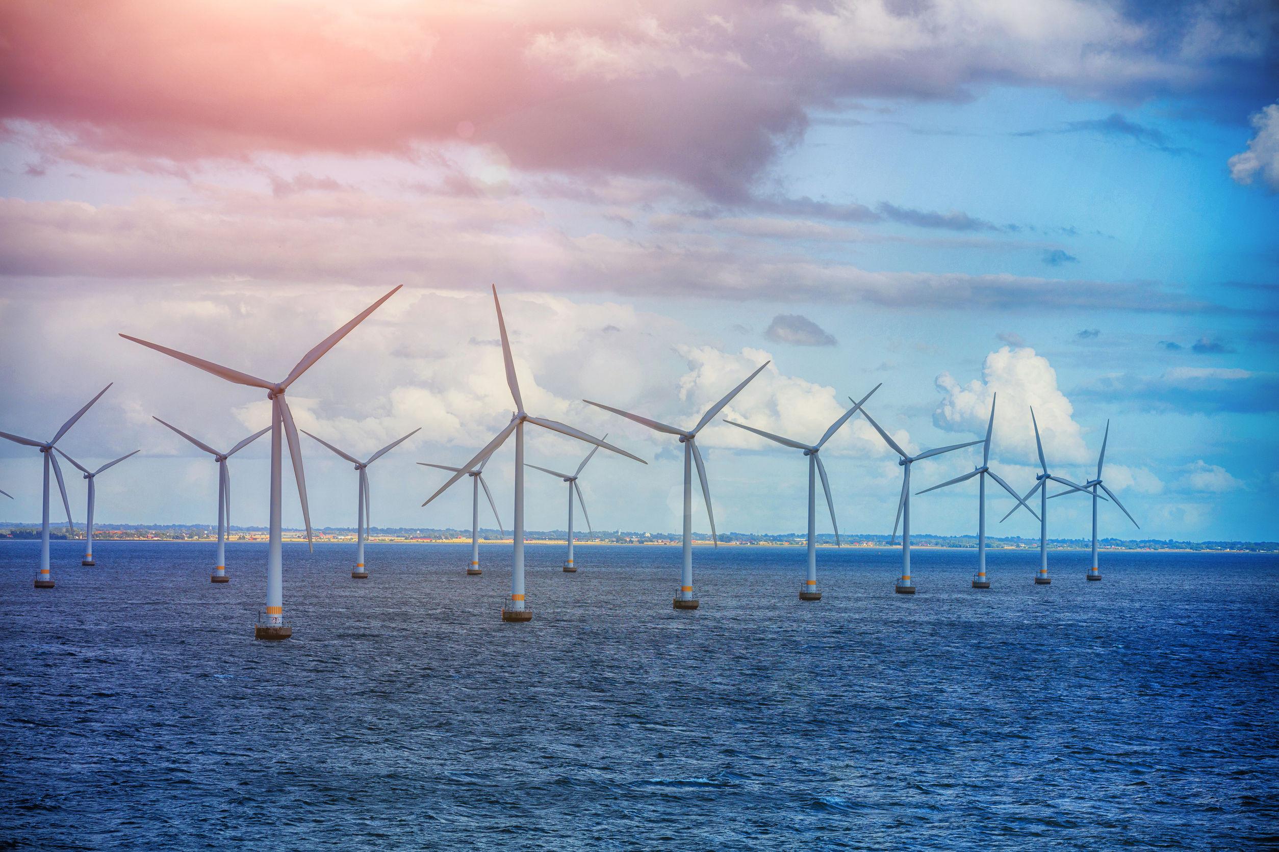 Orlen начинает проектирование ветропарка в Балтийском море