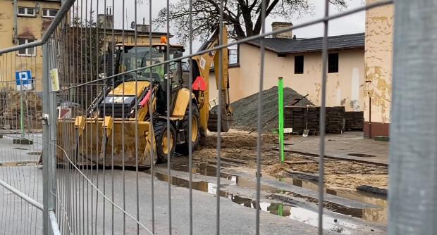 Prace związane z budową węzła Chylonia wkraczają w zasadniczą fazę.