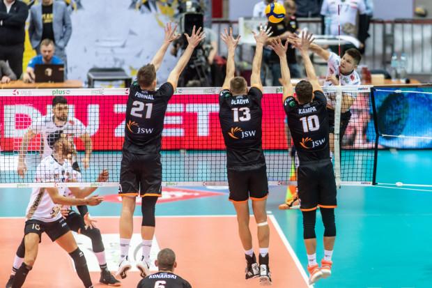 Jastrzębski Węgiel będzie rywalem Trefla Gdańsk w walce o półfinał Pucharu Polski.