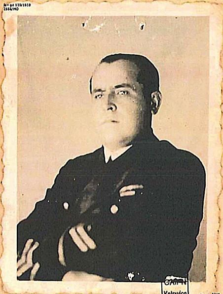 Podporucznik Ludwik Habaj