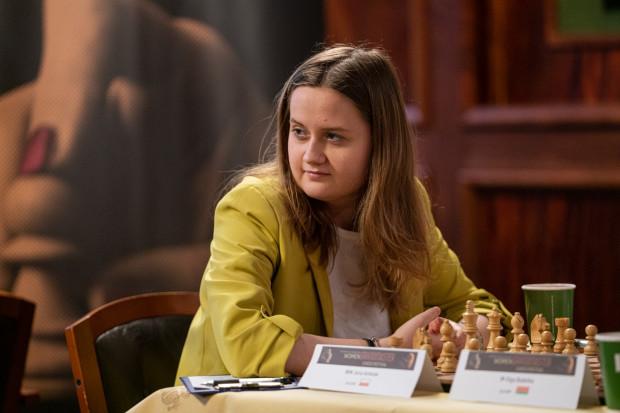 """""""W szachy zaczęłam grać przez przypadek"""" mówi Julia Antolak."""