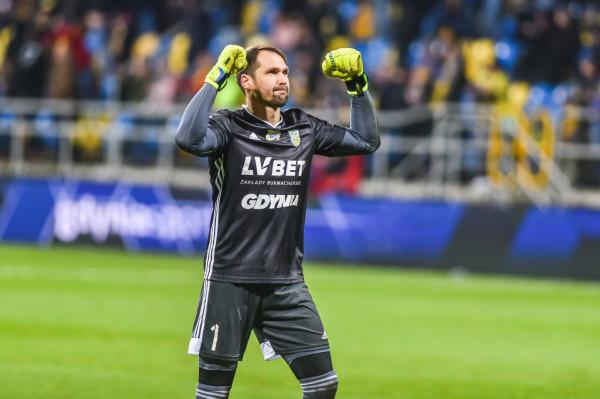 Pavels Steinbors został przez was uznany najlepszym trójmiejskim piłkarzem jesienią w ekstraklasie, a na Łotwie otrzymał tytuł piłkarza roku tego kraju.