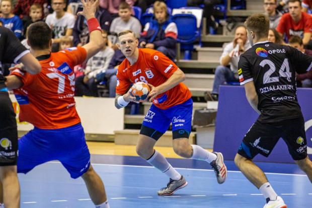 Ksawery Gajek był jednym z czołowych strzelców Torus Wybrzeże Gdańsk w pierwszych sparingach pod wodzą nowego trenera.