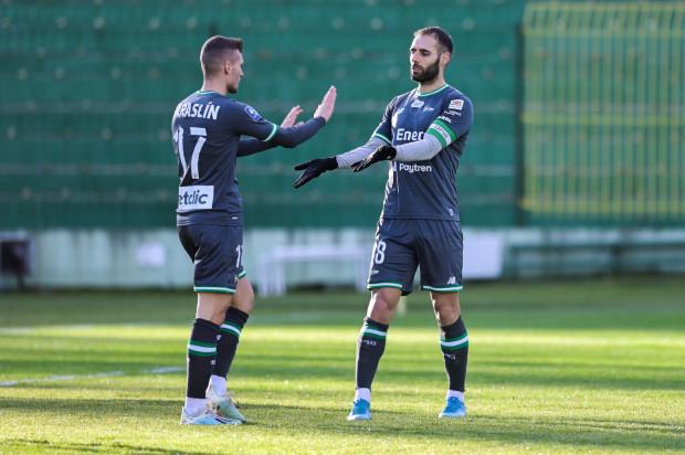 Lukas Haraslin i Flavio Paixao sprawili, że już po 11  minutach gry w sparingu z Greuther Furth Lechia Gdańsk prowadziła 2:0.