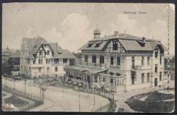 Kurhaus - Dom Zdrojowy w Oliwie ok. 1909 roku.