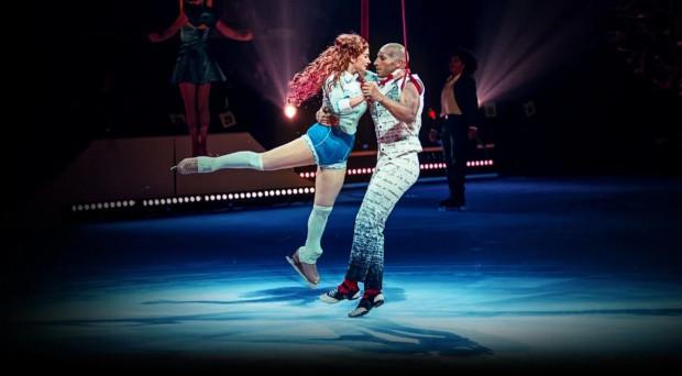 """""""Crystal"""" po raz pierwszy w historii Cirque du Soleil odbywa się na lodzie."""