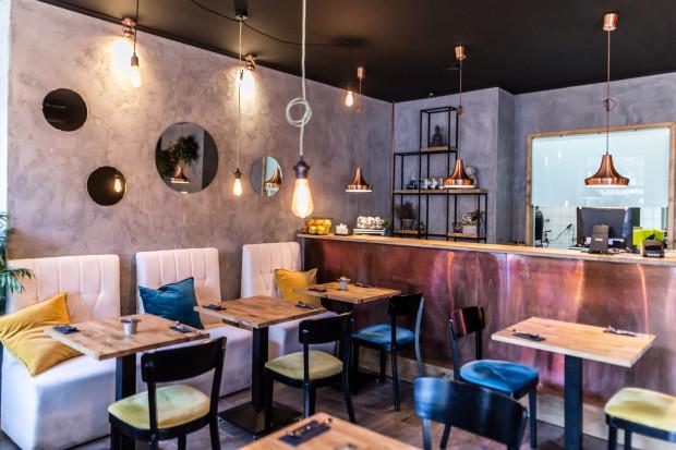 Coraz więcej będzie się pojawiać restauracji z ciekawym wystrojem wnętrz. Na zdjęciu: Chang Thai Street Food