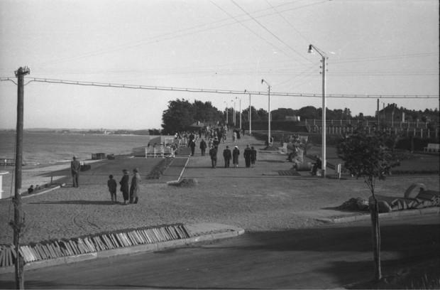 Tak wyglądało Orłowo i Promenada Królowej Marysieńki w latach 1936-1939.