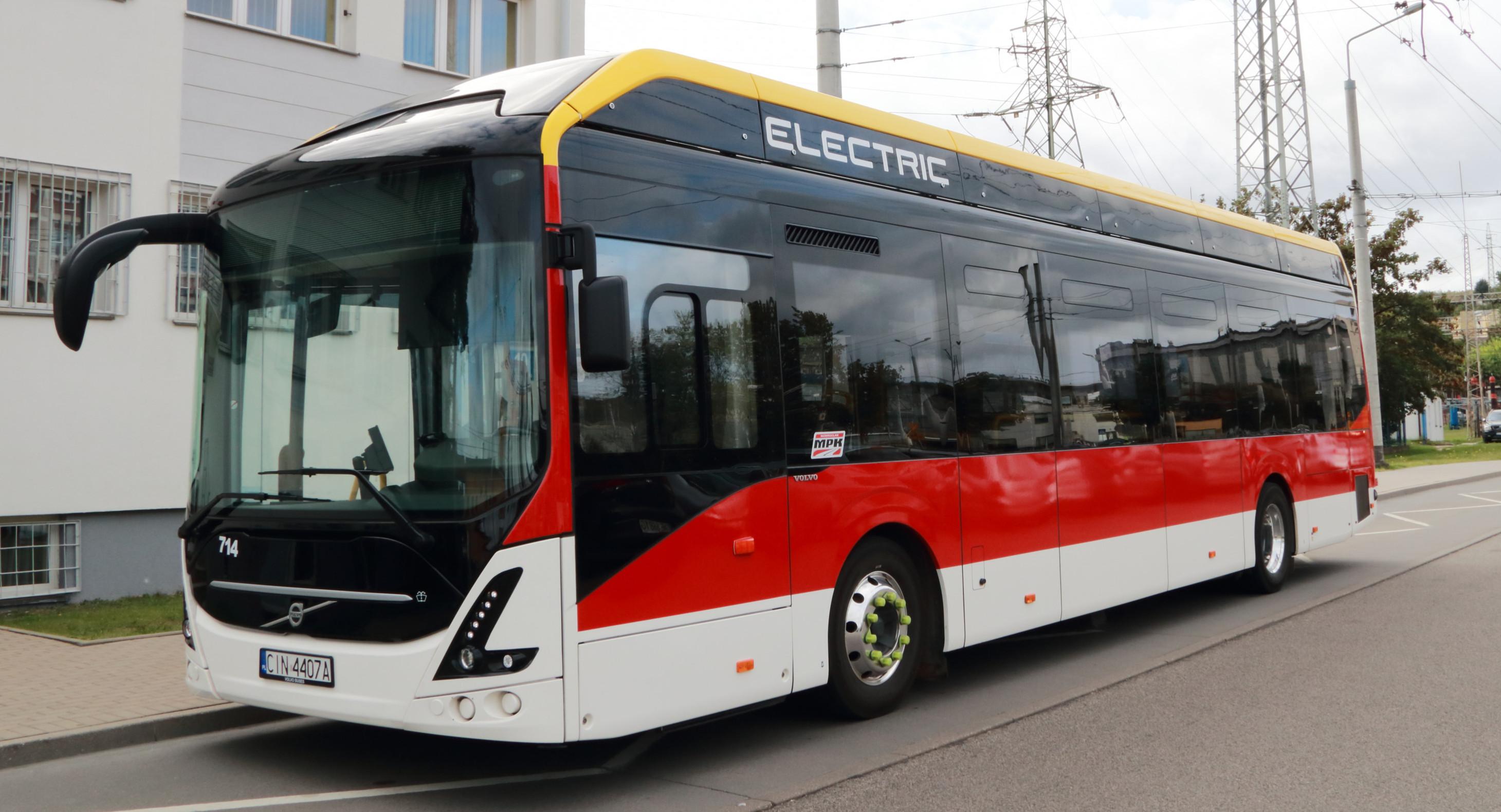 Гдыня закупит 24 электроавтобуса до 2022 года