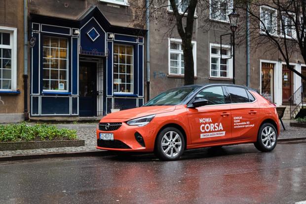 Tak prezentuje się Opel Corsa zbudowany nie przez General Motors, a przez francuską Grupę PSA.