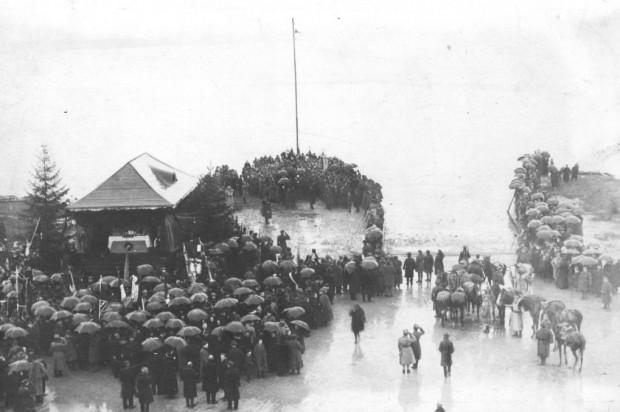 Wkroczenie wojsk polskich do Pucka w lutym 1920 r.